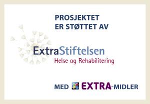 Logo prosjektstøtte ExtraStiftelsen