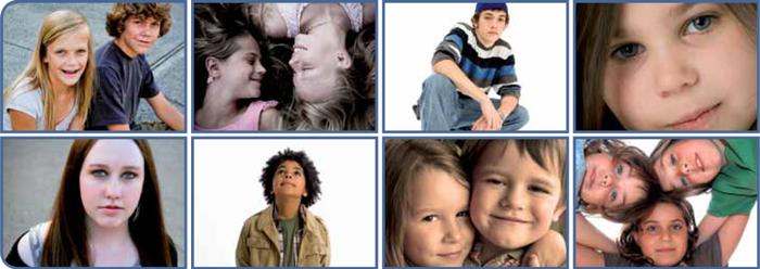 SMIL, tilbud for barn og unge som pårørende
