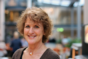 Helga Melkeraaen. Foto; NAPHA.