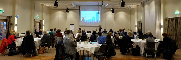 Nasjonal forskerkonferanse 2013