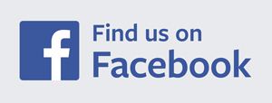 Find us on Facebook-merke