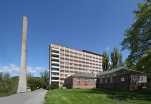 Oslo universitetssykehus, Aker Sykehus. Foto: Anders Bayer, Oslo universitetssykehus