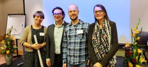 Forskerkonferanse 2014, NK LMHs forskergruppe