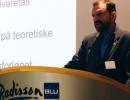 Forskerkonferanse, Arnstein Finset
