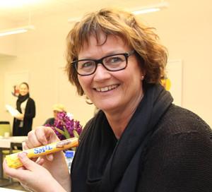 Ellen Østberg. Foto: Gunder Christophersen, BarnsBeste.