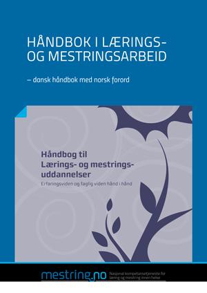 Forside håndbok i lærings- og mestringsarbeid
