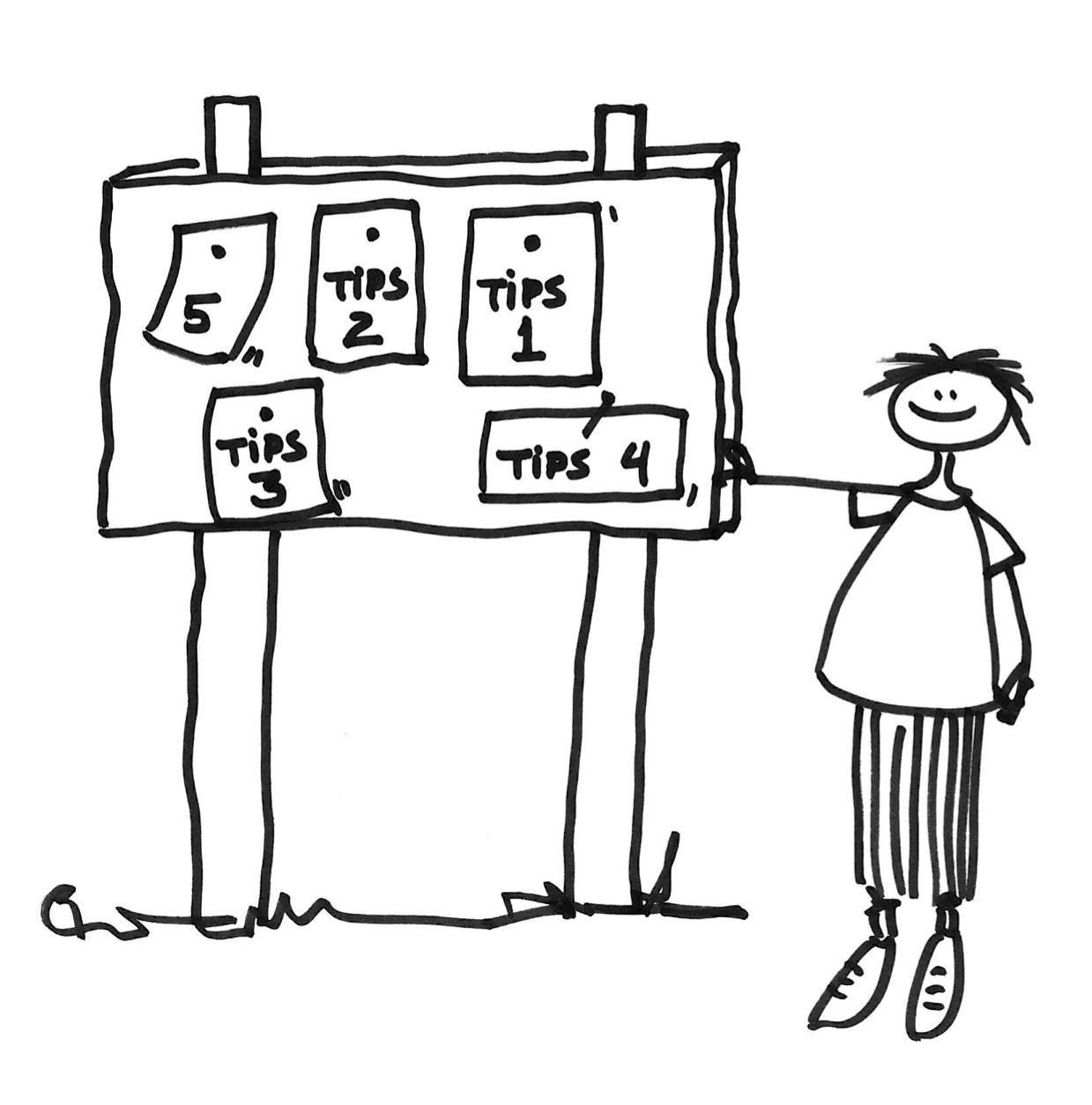 tegning, illustrasjon
