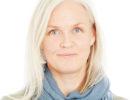 Portrett Ann Britt Sandvin Olsson