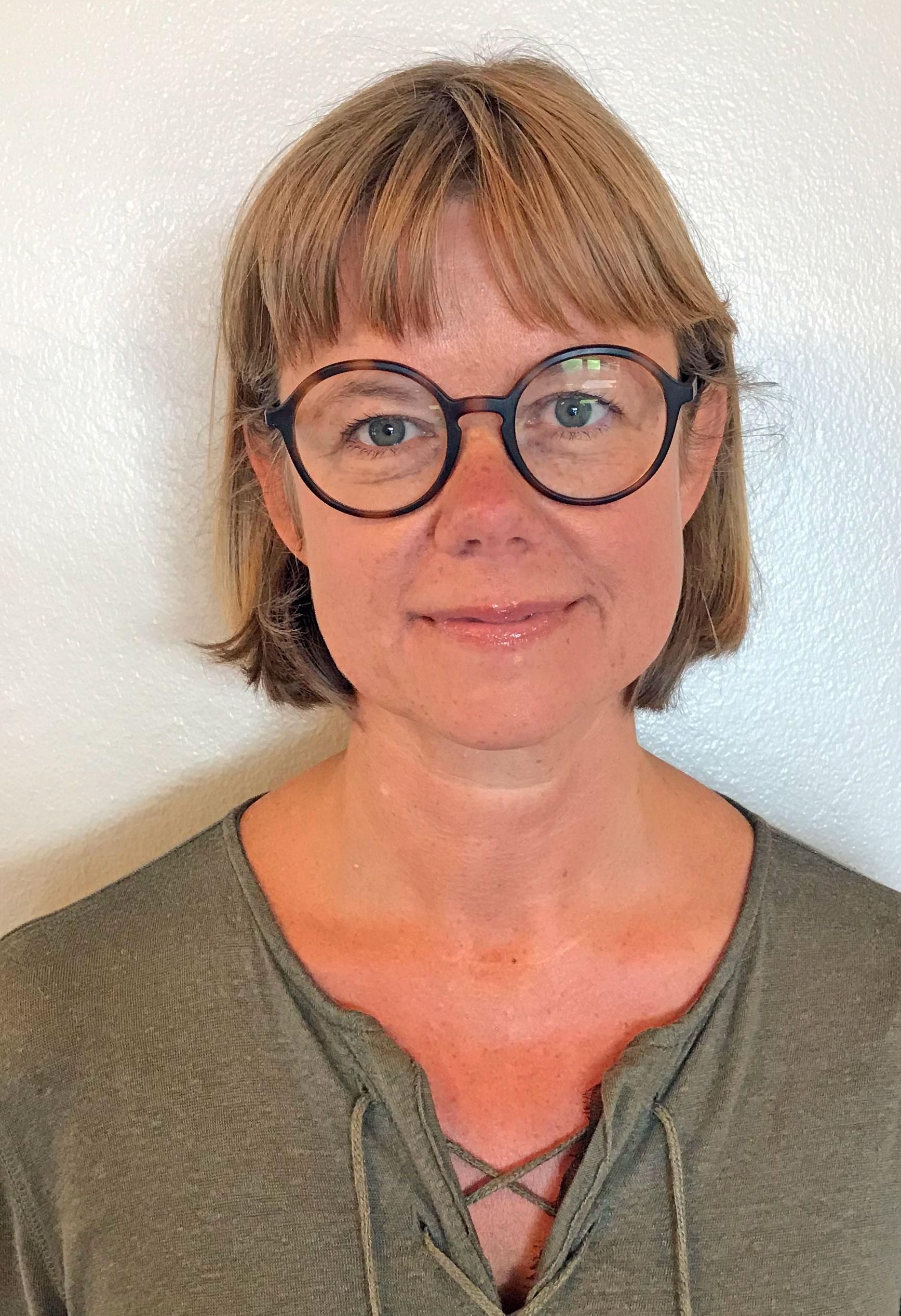 Portrett Ann-Helen Henriksen