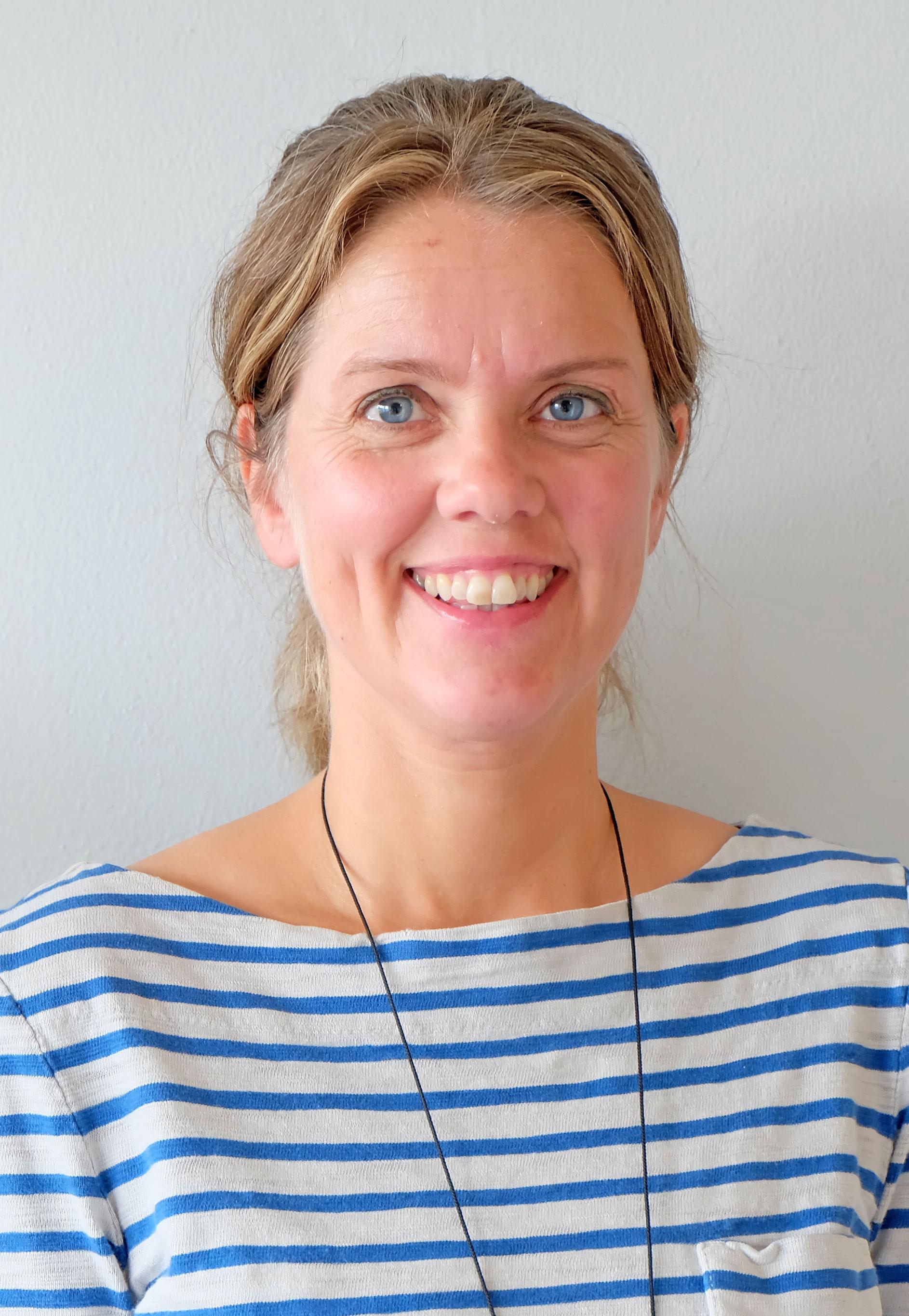 Portrett Olöf Birna Kristjansdottir