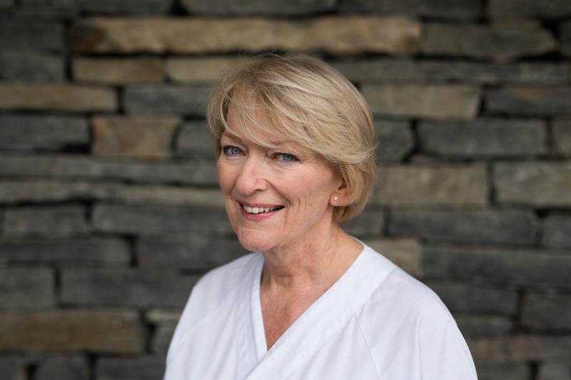 Anne-Karin Rolland, fagsykepleier