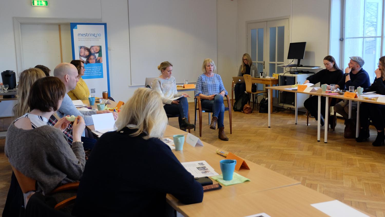 Presentasjon av arbeidet i Kristiansand kommune