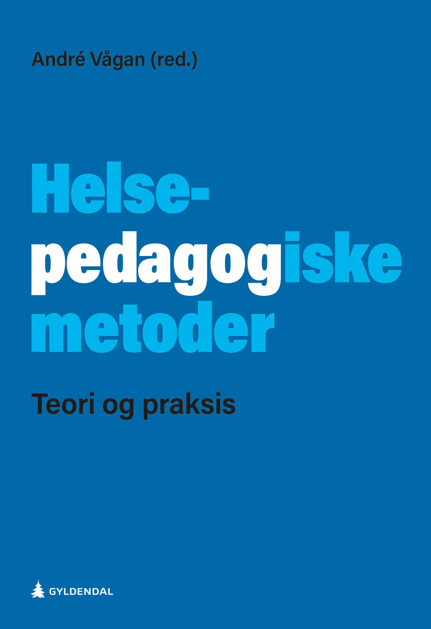 Forsiden til boken Helsepedagogiske metoder - teori og praksis